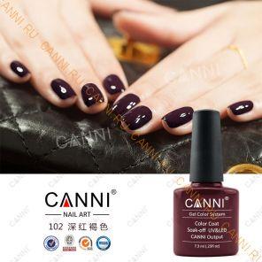 Гель-лак CANNI 102
