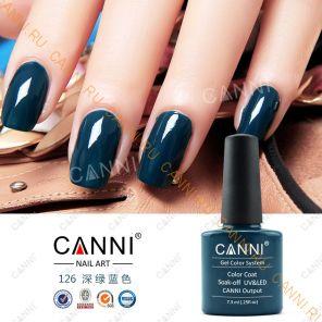 Гель-лак CANNI 126