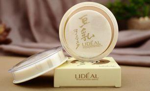 Компактная пудра Lideal 01