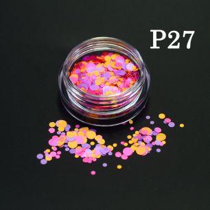 Флуоресцентные камифубики P27