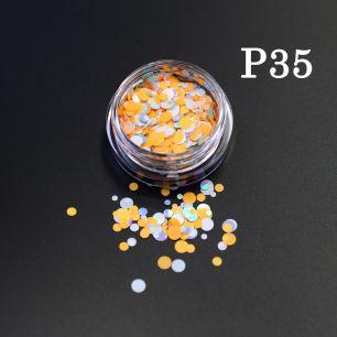 Флуоресцентные камифубики P35