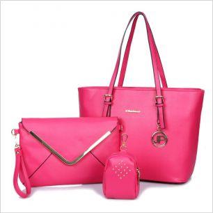 Набор сумок B-03.5 Розовая