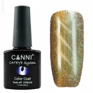 Гель-лак CANNI Cat Eye Магнитный гель-лак 459